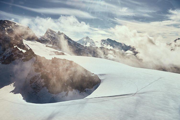 Helikopter Rundflug zum Gletscher