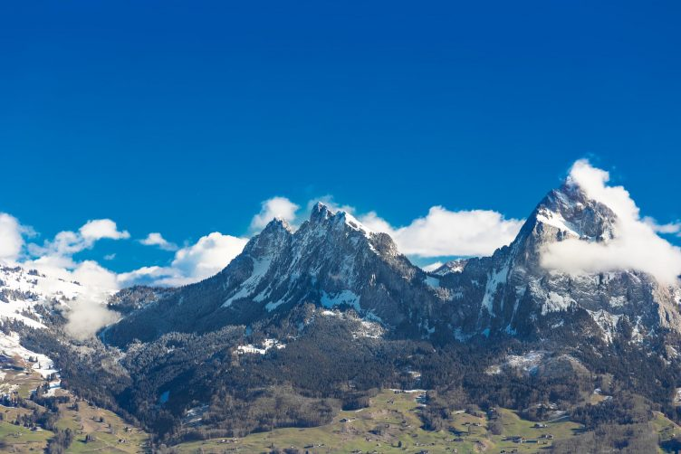 Helikopter Rundflug in die Zentralschweiz