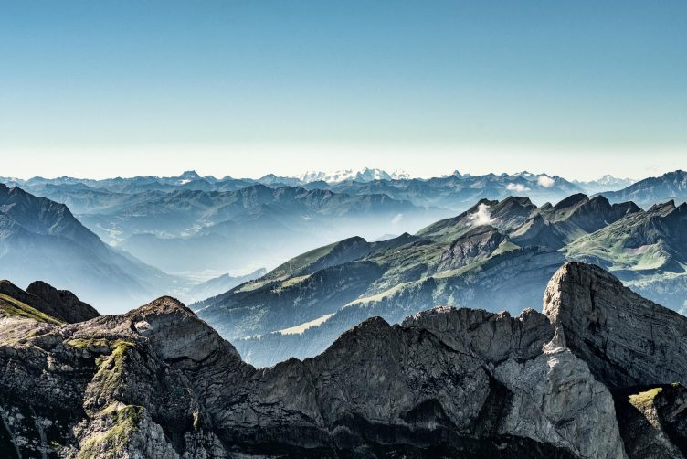 Helikopter Rundflug in die Ostschweiz