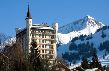 VIP Helikopterflug von Zürich nach Gstaad